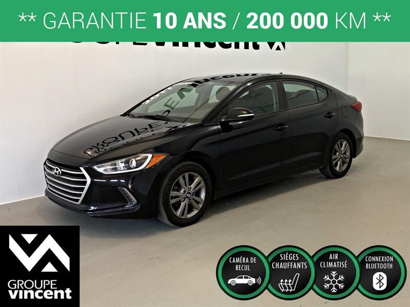 Hyundai Elantra 2017 GL ** GARANTIE 10 ANS ** #6615A-v