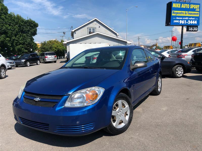 Chevrolet Cobalt 2006 2dr Cpe LS