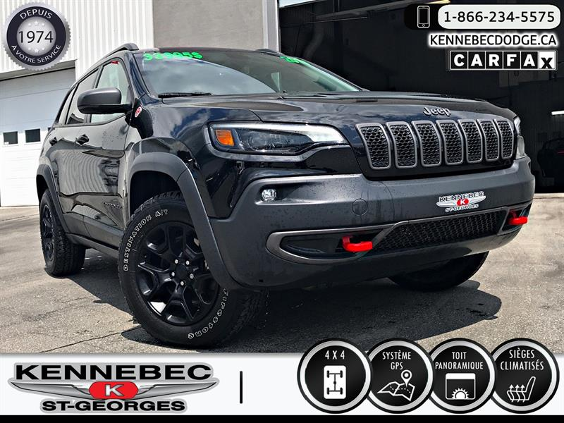 Jeep Cherokee 2019 Trailhawk Elite 4x4 #39156a