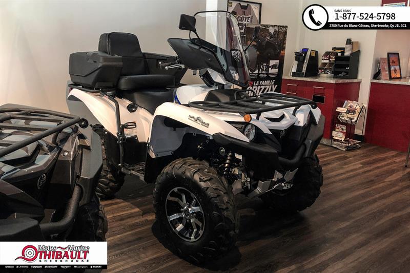 Yamaha Grizzly 700 2019