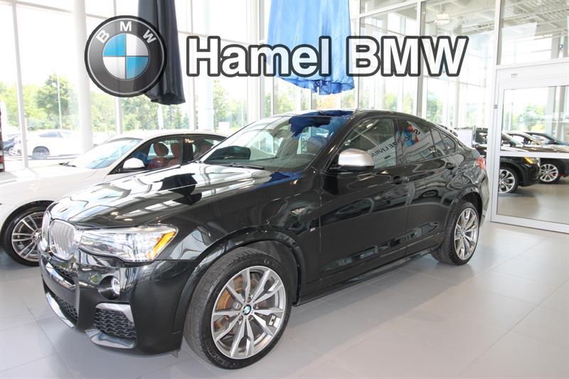 BMW X4 2017 AWD 4dr M40i #U19-165