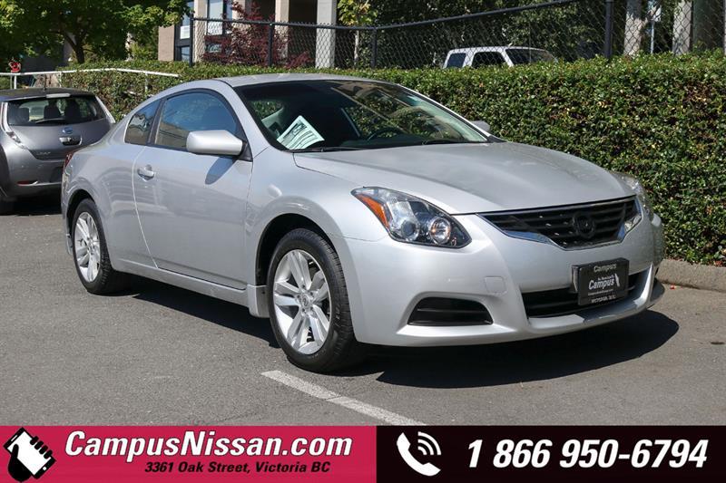2012 Nissan Altima | 2.5 S | FWD w/ Bluetooth #A7498