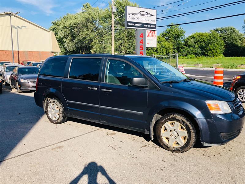 Dodge Grand Caravan 2008 7 Passagers-Stow&Go-Air-Bluetooth-Jamais Accidenté #97940-2