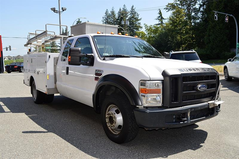 2009 Ford Super Duty F-350 DRW SuperCab 162 WB - Service Body #CWL9237M