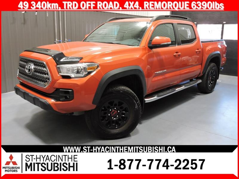Toyota Tacoma 2017 TRD Off Road PRO pkg 4X4 #19020A