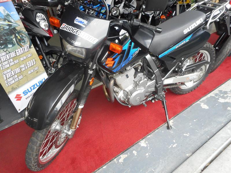 Suzuki DR650SE 2017