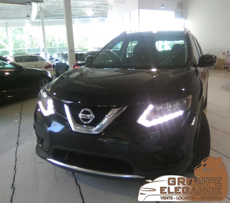 2016 Nissan Rogue AWD, REVERSE CAMERA, POWER LOCKS