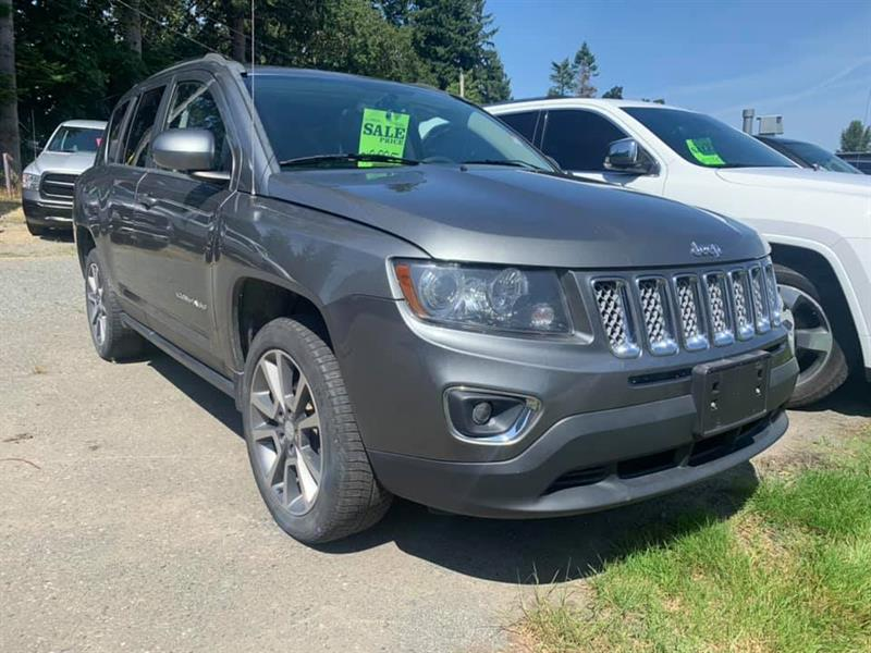 2014 Jeep Compass Limited #S580527a