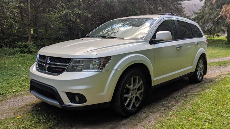 Dodge Journey 2014 r/t #3558