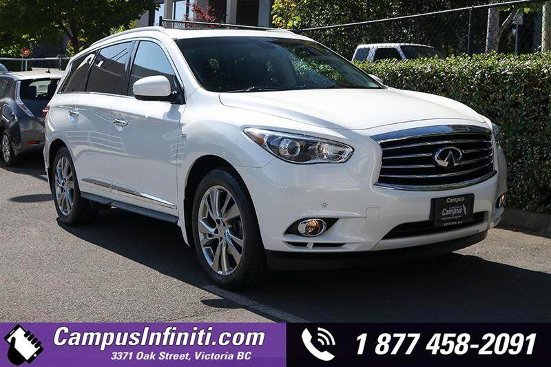 2015 Infiniti Qx60 Deluxe Touring AWD w/ Remote Start #B0666