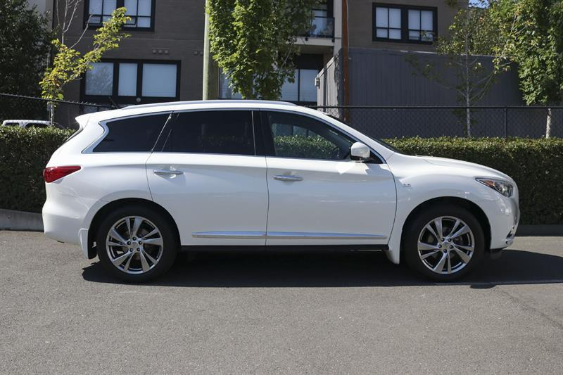 2015 Infiniti Qx60 Deluxe Touring AWD w/ Remote Start Used for sale