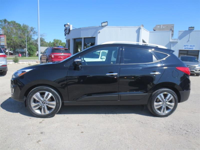 2015 Hyundai Tucson AWD 4dr Auto Limited - NAV/SUNROOF/LEATHER #4140
