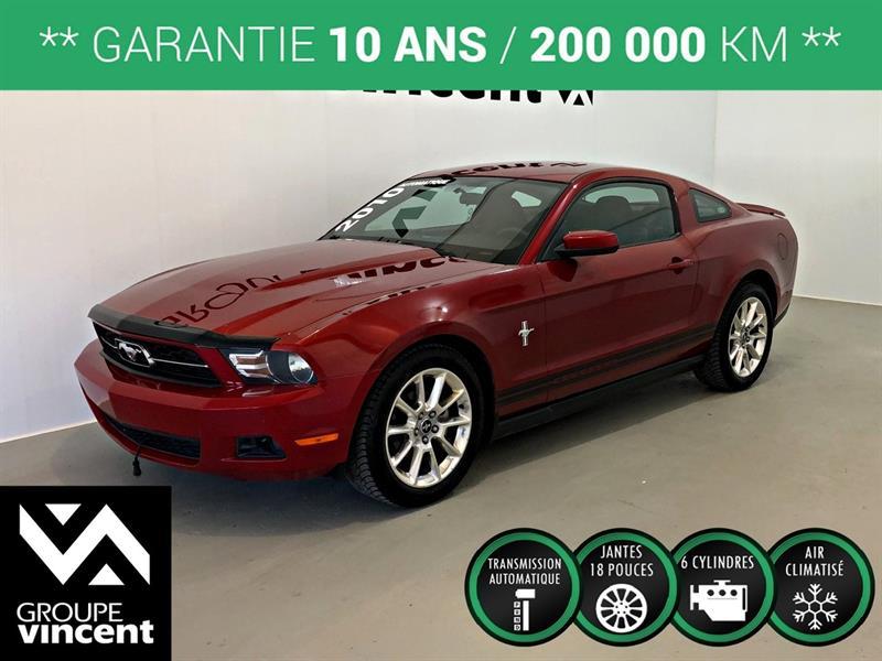 Ford Mustang 2010 V6 4.0L ** GARANTIE 10 ANS ** #90166AT