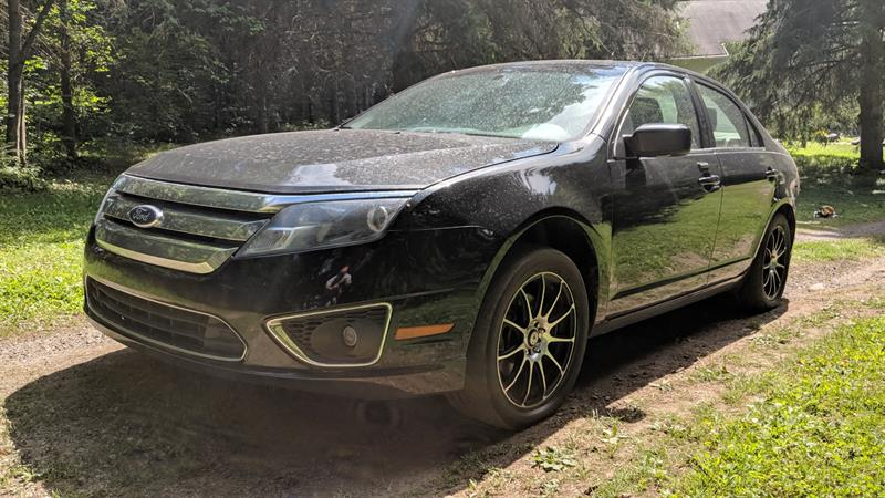 Ford Fusion 2011 SEL #0355