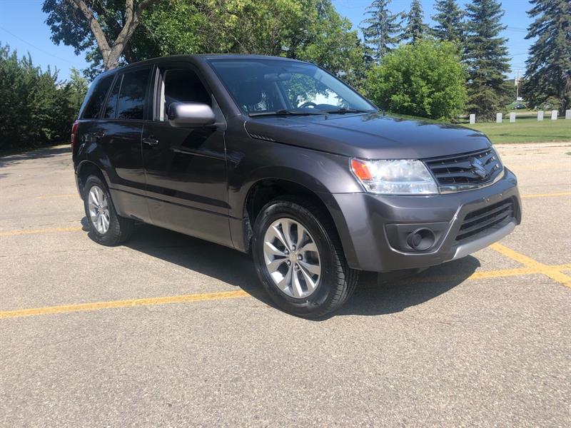 2013 Suzuki Grand Vitara Urban #9957.0