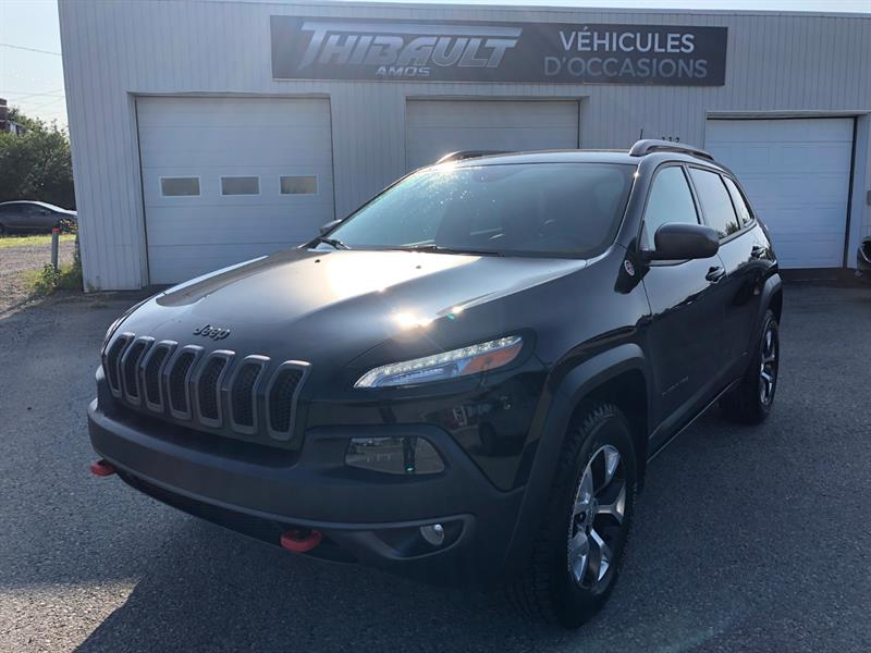 Jeep Cherokee 2016 4WD 4dr Trailhawk #14809A