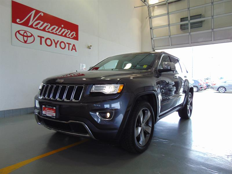 2015 Jeep Grand Cherokee 4WD Limited #21301A
