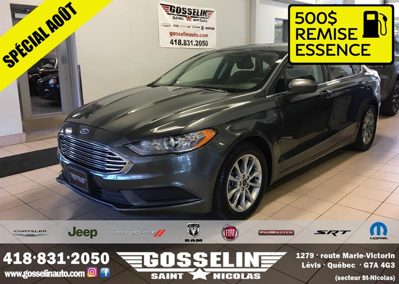 Ford Fusion 2017 SE #4951A