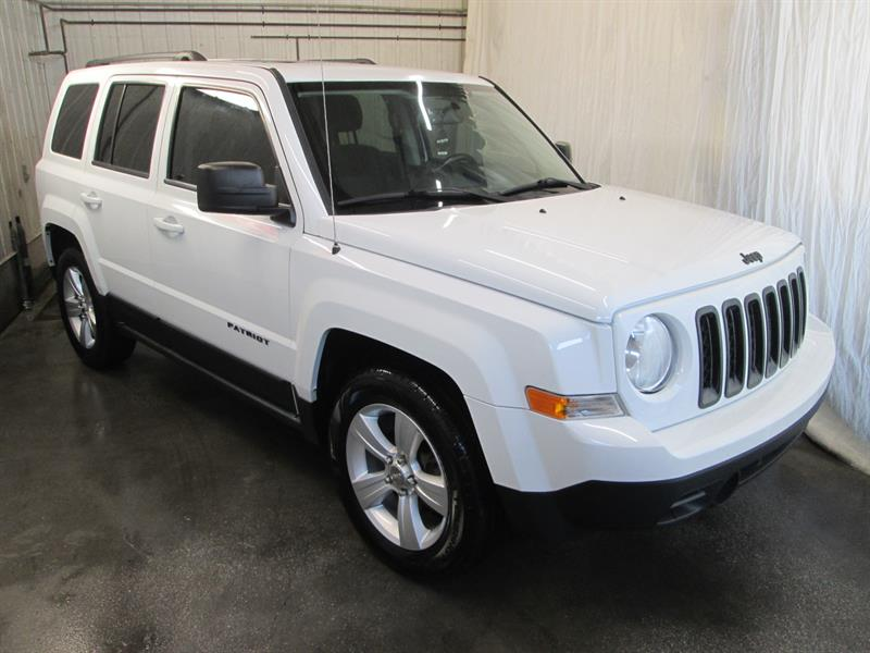 Jeep Patriot 2011 NORTH #9-0732