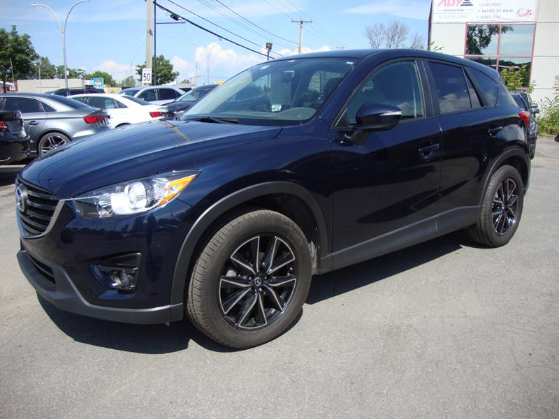2016 Mazda CX-5 FWD NAVI-TECH-SUNROOF-19MAGS  #M010