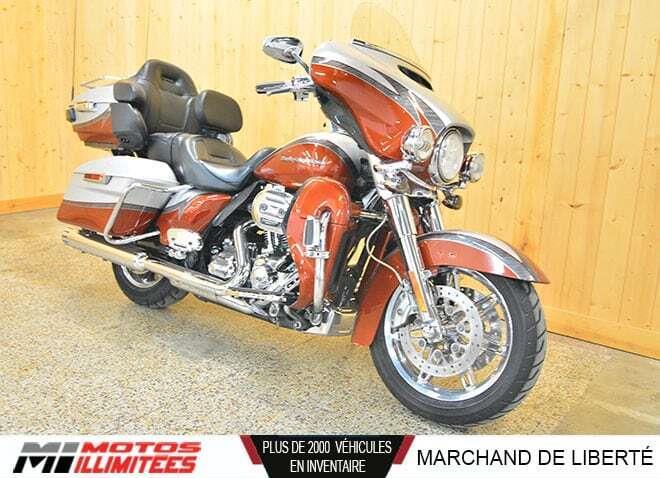 Harley Davidson FLHTKSE CVO Ultra Limited 2014 Prix fin de saison #2268