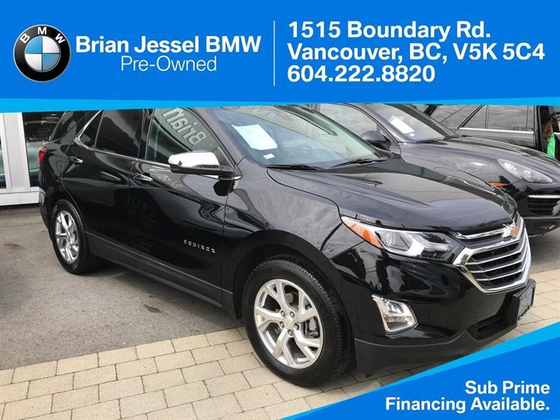 2018 Chevrolet Equinox #BP839210