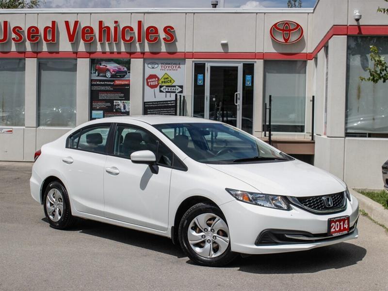 2014 Honda Civic LX   MINT CONDITION !! #9046041A