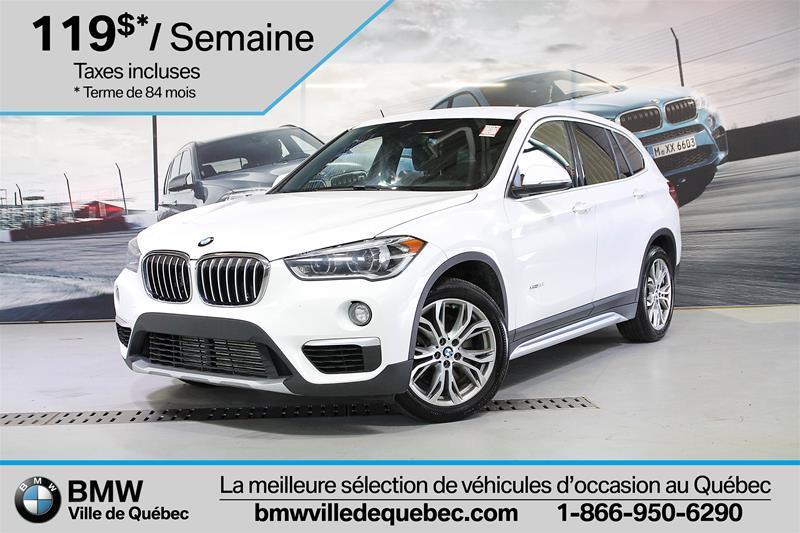 BMW X1 2018 xDrive28i #22489A