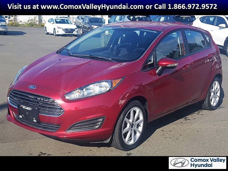 2015 Ford FIESTA (5) SE #PH1125