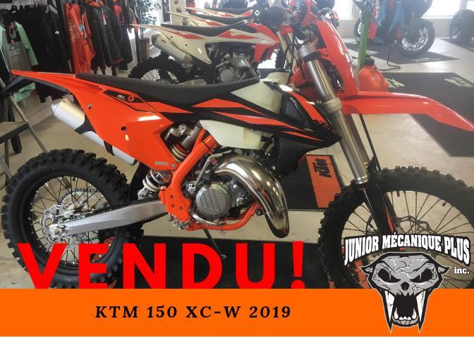KTM 150 XC 2019