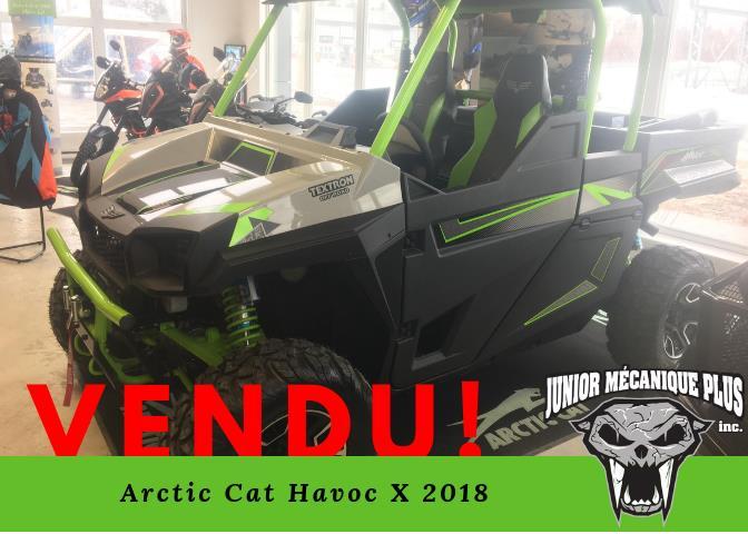 Arctic Cat Other 2018