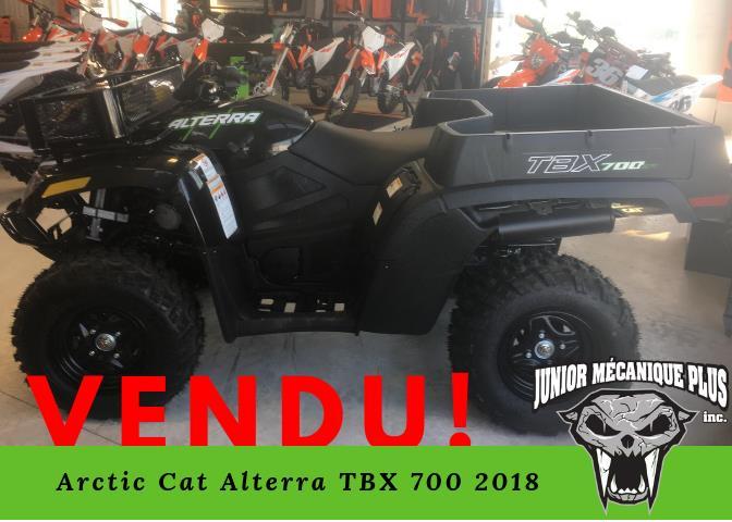 Arctic Cat TBX 700 2018