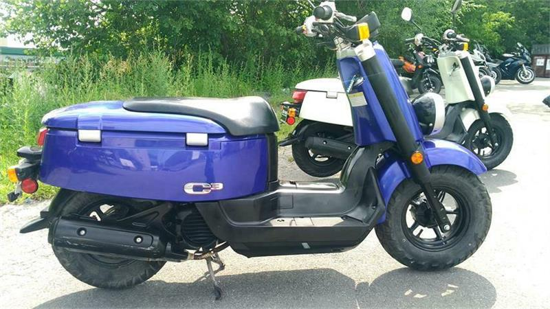2007 Yamaha C3 SCOOTER 49 CC Used for sale in Laval at Alex