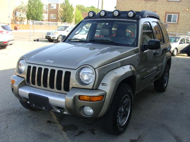 2004 Jeep Renegade 4 X 4 #1766