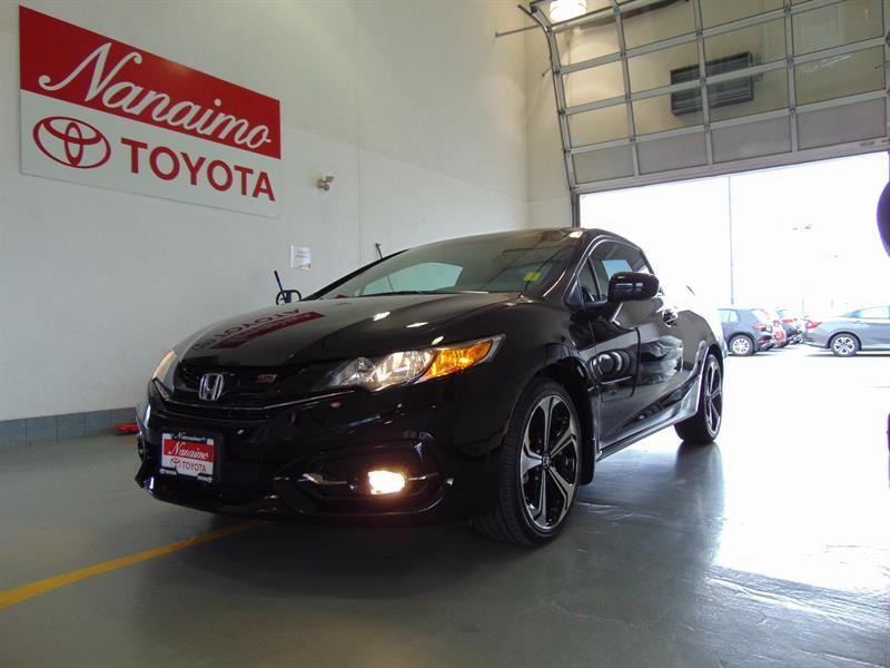 2015 Honda Civic Coupe SI 6-Speed Manual #21254B