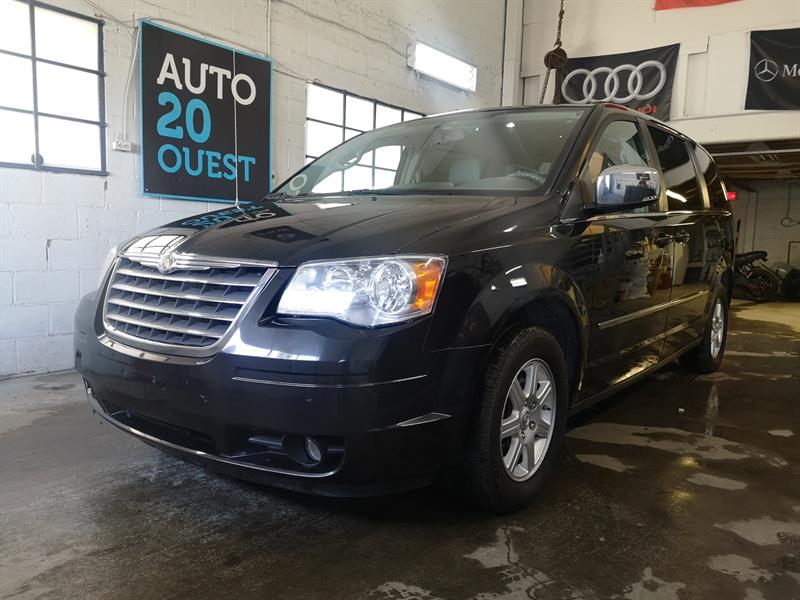 Chrysler Town - Country 2010 4dr Wgn Touring #A-19094