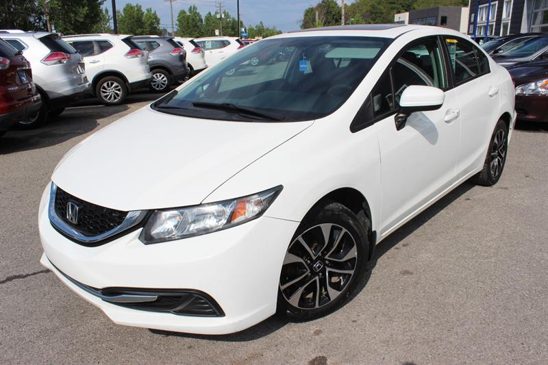 2015 Honda Civic Sedan EX  #5241