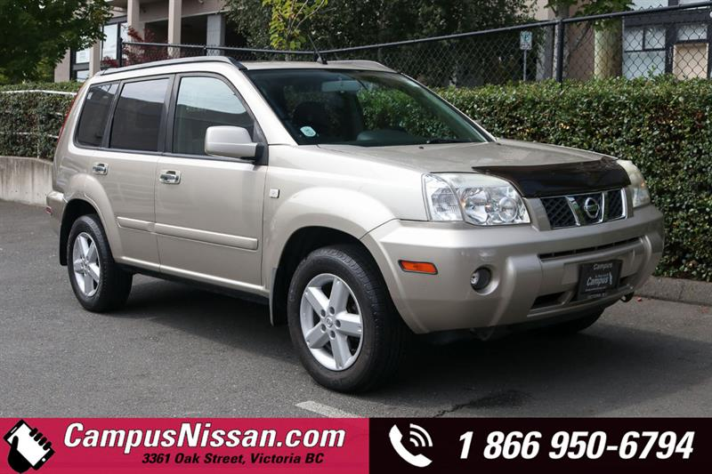 2005 Nissan X-Trail XE 4WD w/ Roof Rack #9-K373A