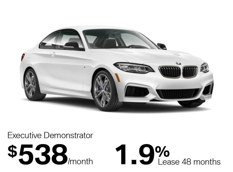 2019 BMW 2 Series M240i xDrive Coupe #K0197