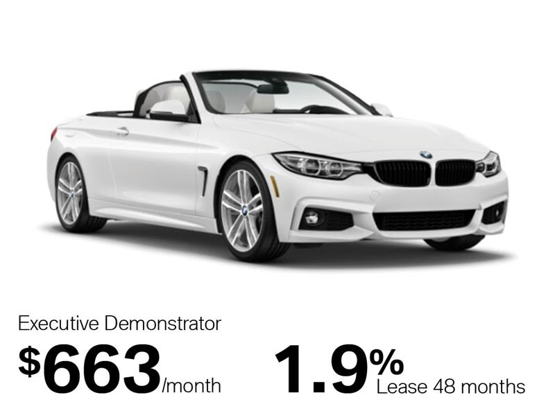 2019 BMW 4 Series 430i xDrive Cabriolet #K1134