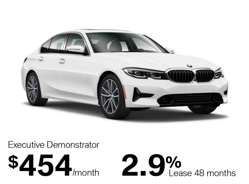 2019 BMW 3 Series 330i xDrive Sedan #K0608