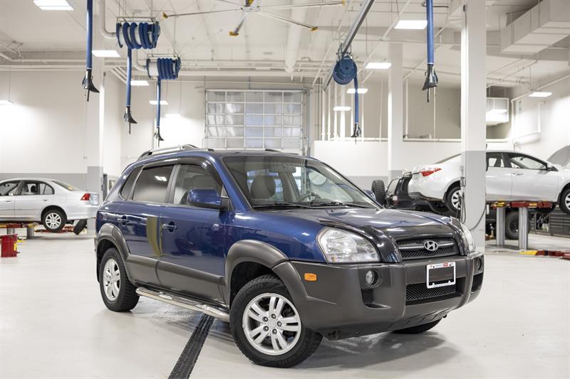2006 Hyundai Tucson GLS 4WD #RH19715A