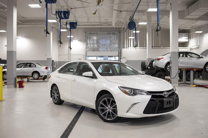 2015 Toyota Camry XSE #CM19571A