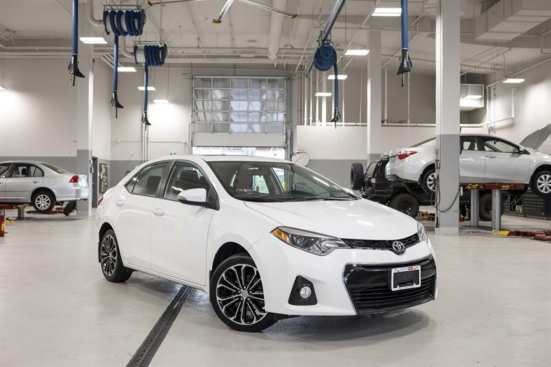 2015 Toyota Corolla Upgrade Package #P6939T