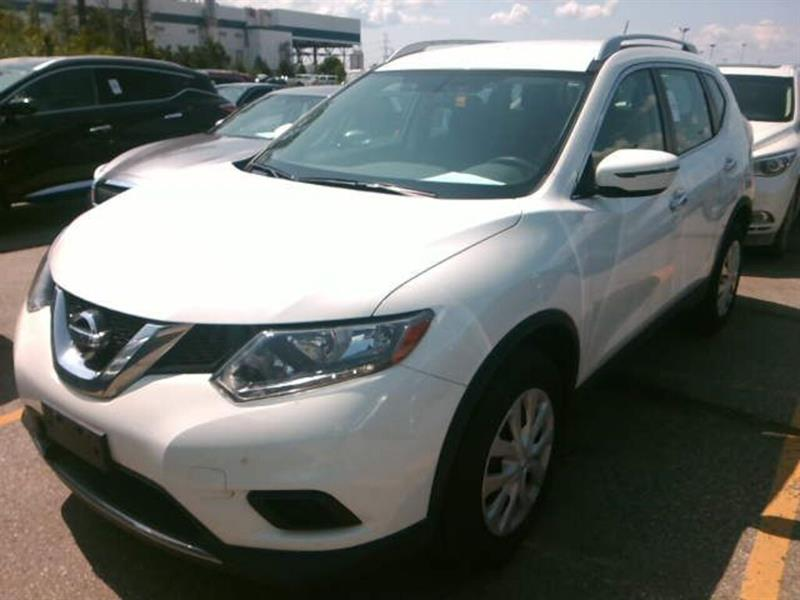 2016 Nissan Rogue S *AWD/B.tooth/Back.Cam #24037