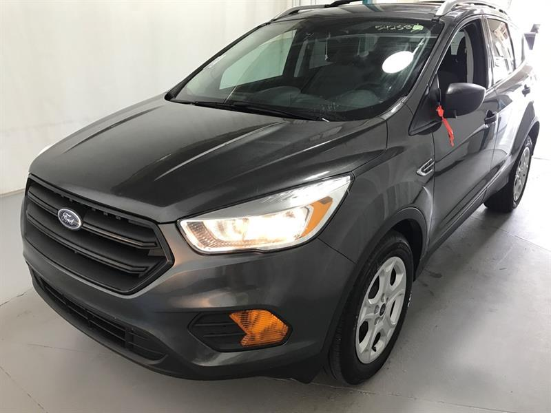 2017 Ford Escape S *B.tooth/Back.Cam #24039