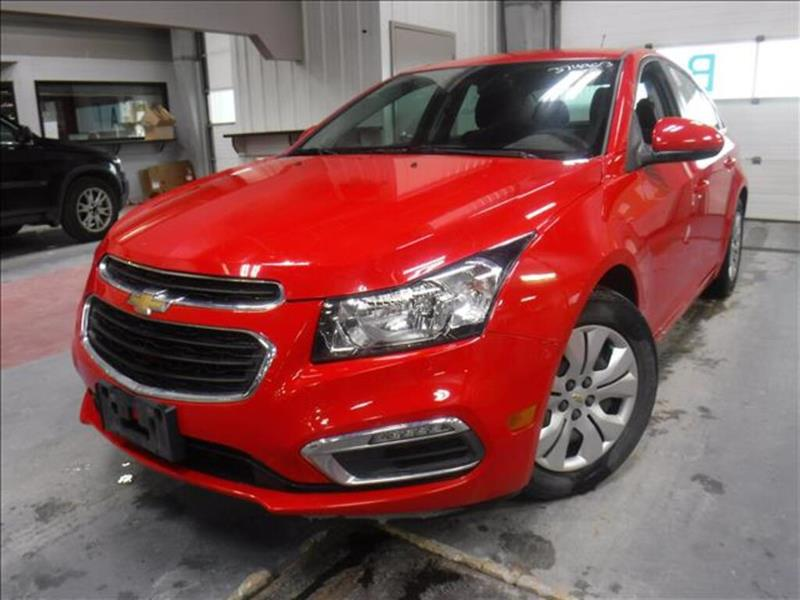 2015 Chevrolet Cruze LT *Bluetooth/Back.Cam #24041