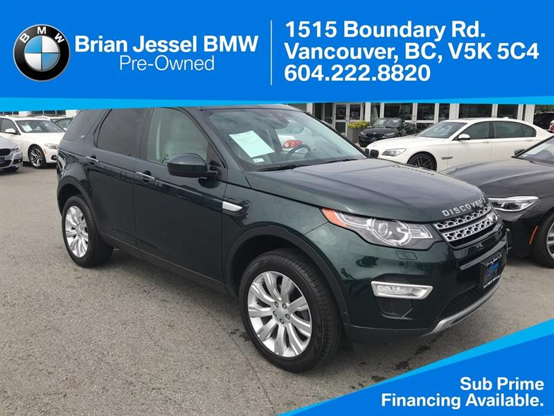 2016 Land Rover Discovery Sport #BP840410