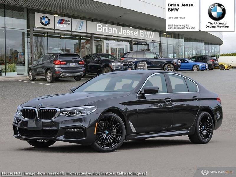 2019 BMW 5 Series 530i xDrive Sedan #3619RX10432237