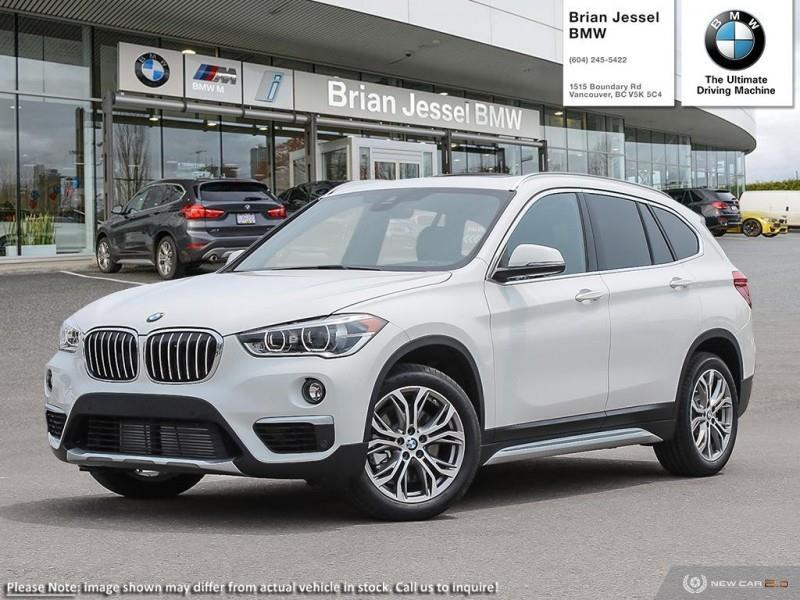 2019 BMW X1 xDrive28i #3619RX104350520